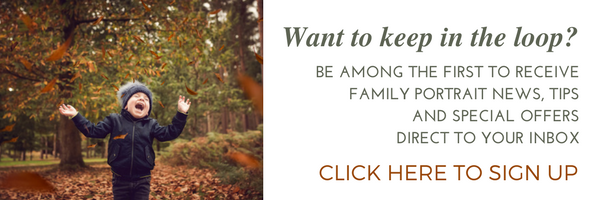 Sign up here to receive family portrait news and special offers
